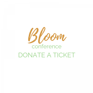 Bloom Ticket Donation